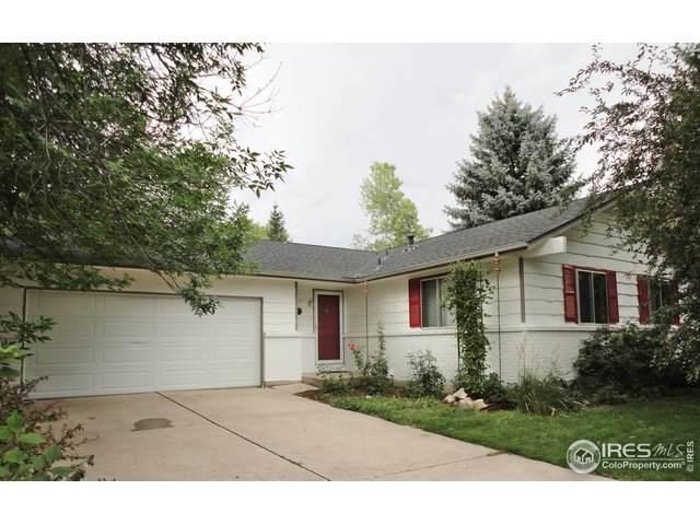 2607 Brookwood Dr, Fort Collins, CO 80525 (MLS #937367) :: 8z Real Estate