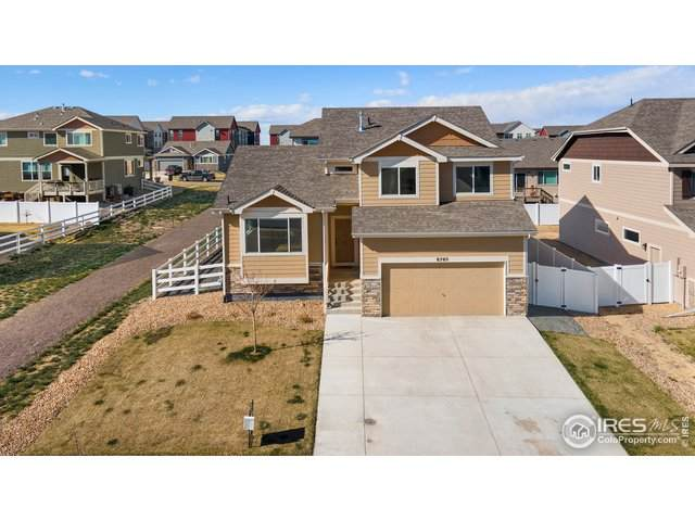 8705 13th St Rd, Greeley, CO 80634 (MLS #937376) :: Find Colorado