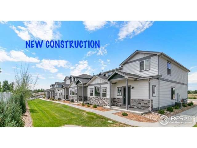 226 E Chestnut St #4, Windsor, CO 80550 (#937396) :: James Crocker Team