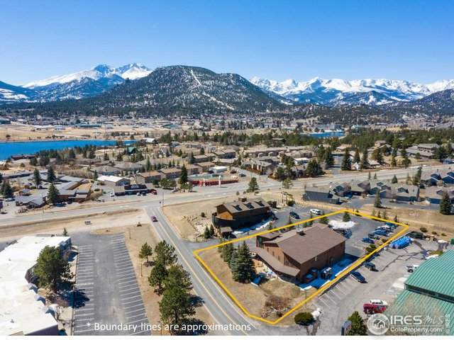 541 Lone Pine Dr, Estes Park, CO 80517 (#937407) :: James Crocker Team