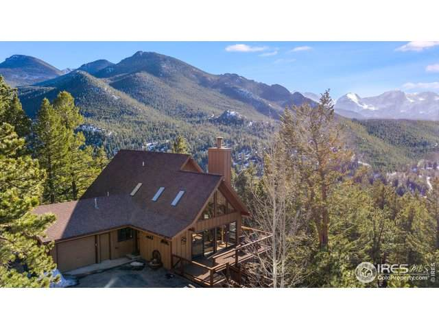 1601 Zermatt Trl, Estes Park, CO 80517 (MLS #937413) :: 8z Real Estate