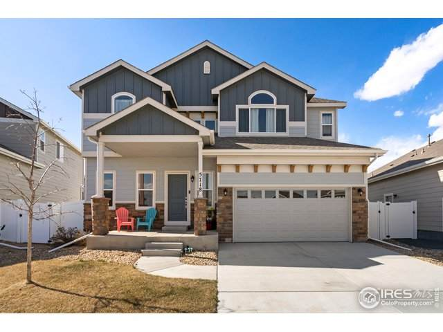 5718 Osbourne Dr, Windsor, CO 80550 (MLS #937434) :: Jenn Porter Group