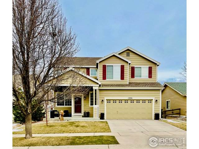 1206 103rd Ave, Greeley, CO 80634 (MLS #937442) :: Jenn Porter Group