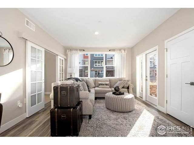 210 S Cherrywood Dr #301, Lafayette, CO 80026 (MLS #937443) :: Kittle Real Estate
