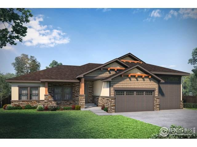 1054 Waterfall St, Timnath, CO 80547 (#937445) :: The Griffith Home Team