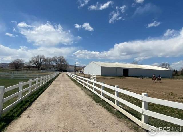 2101 S County Road 23E, Berthoud, CO 80513 (#937458) :: Compass Colorado Realty