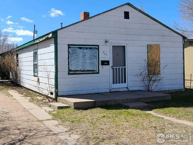 709 Hamilton St, Sterling, CO 80751 (MLS #937466) :: Bliss Realty Group