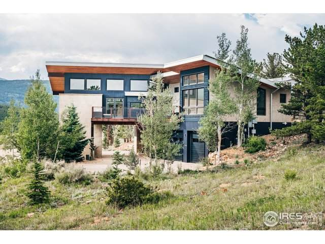 24 Ridge View Rd, Nederland, CO 80466 (MLS #937467) :: Colorado Home Finder Realty