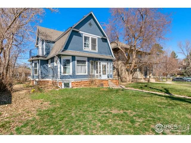 1707 11th Ave, Greeley, CO 80631 (#937476) :: Compass Colorado Realty