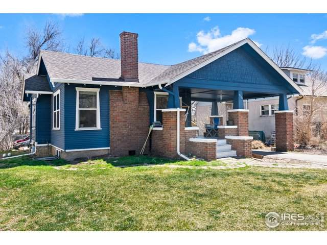 2106 8th Ave, Greeley, CO 80631 (#937477) :: The Griffith Home Team