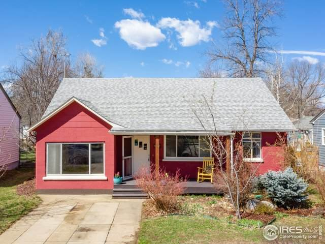 927 Atwood St, Longmont, CO 80501 (MLS #937486) :: RE/MAX Alliance