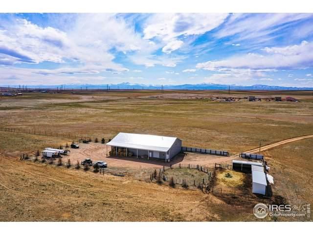 Cr88 Rd, Pierce, CO 80650 (MLS #937487) :: Find Colorado