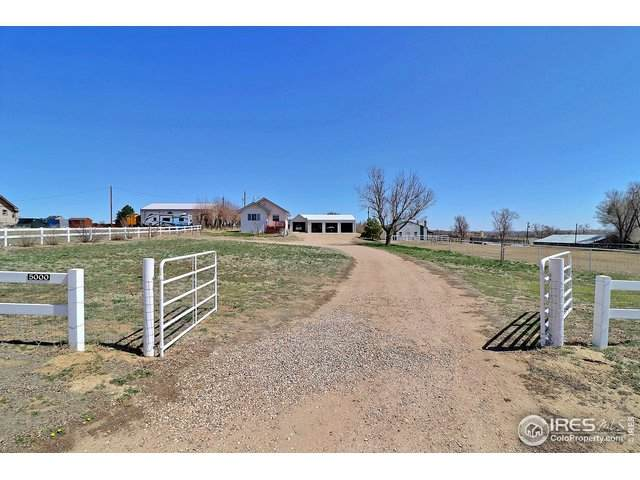 5000 44th Ave, Greeley, CO 80634 (MLS #937502) :: Find Colorado