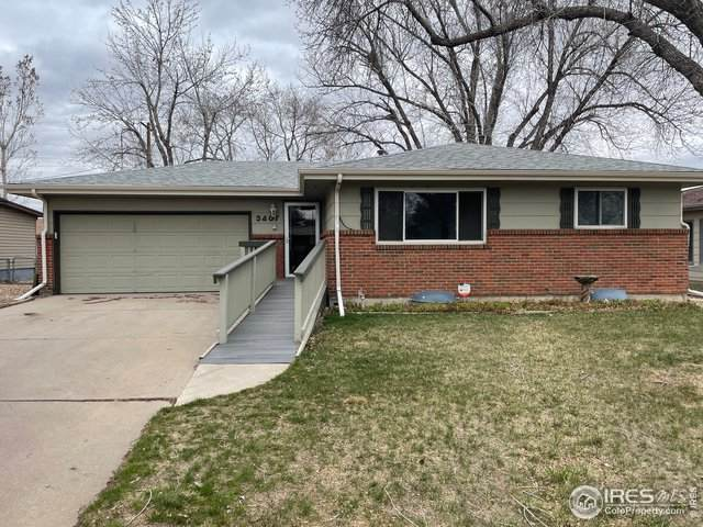 3407 W 4th St Rd, Greeley, CO 80634 (MLS #937505) :: 8z Real Estate