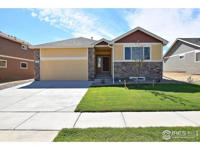 830 Finch Dr, Severance, CO 80550 (MLS #937519) :: Find Colorado