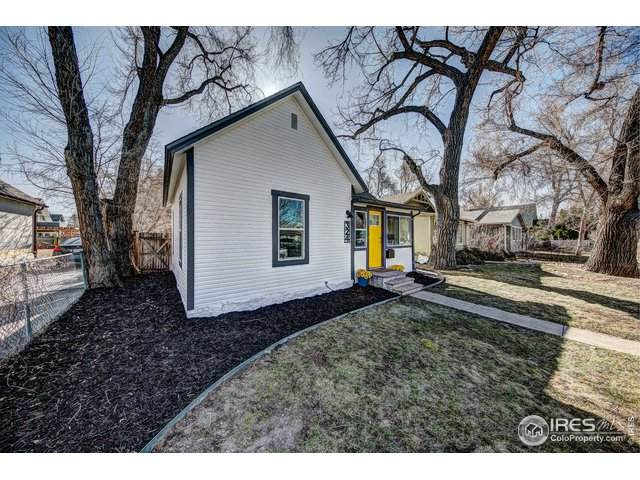 324 N Loomis Ave, Fort Collins, CO 80521 (#937525) :: Re/Max Structure