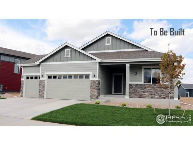 1515 S Lotus Dr, Milliken, CO 80543 (#937535) :: The Griffith Home Team