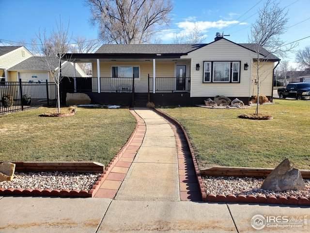1620 13th St, Greeley, CO 80631 (MLS #937537) :: Find Colorado