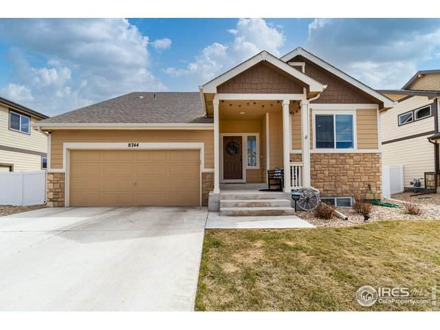 8744 15th St Rd, Greeley, CO 80634 (MLS #937555) :: 8z Real Estate