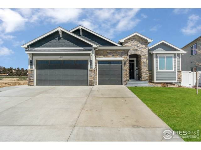 827 Shirttail Peak Dr, Windsor, CO 80550 (#937557) :: My Home Team