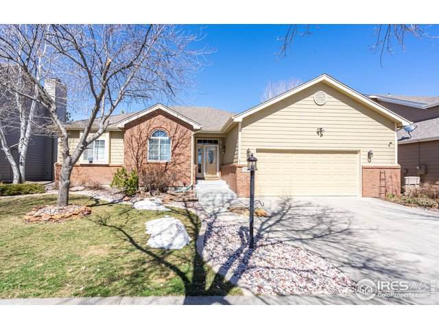 2575 Glen Isle Dr, Loveland, CO 80538 (#937569) :: Compass Colorado Realty