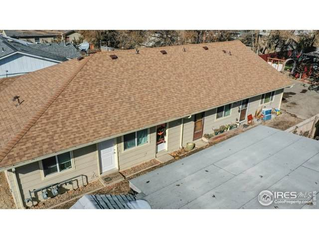 2011 5th St A And B, Greeley, CO 80631 (#937573) :: Re/Max Structure