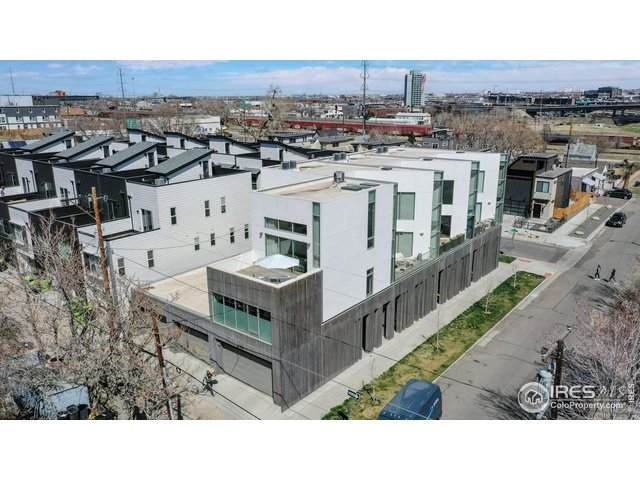 1125 W 37th Ave #1, Denver, CO 80211 (MLS #937589) :: J2 Real Estate Group at Remax Alliance