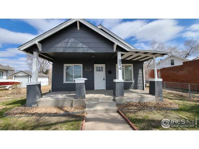 314 N Division Ave, Sterling, CO 80751 (MLS #937606) :: Wheelhouse Realty