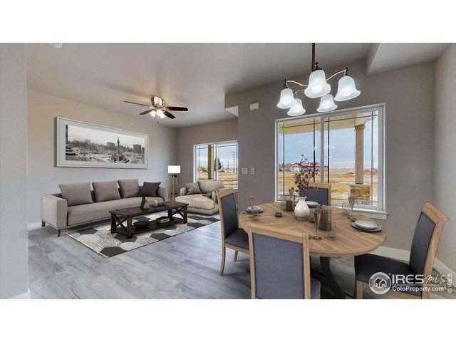 1736 Westward Cir #3, Eaton, CO 80615 (MLS #937612) :: J2 Real Estate Group at Remax Alliance