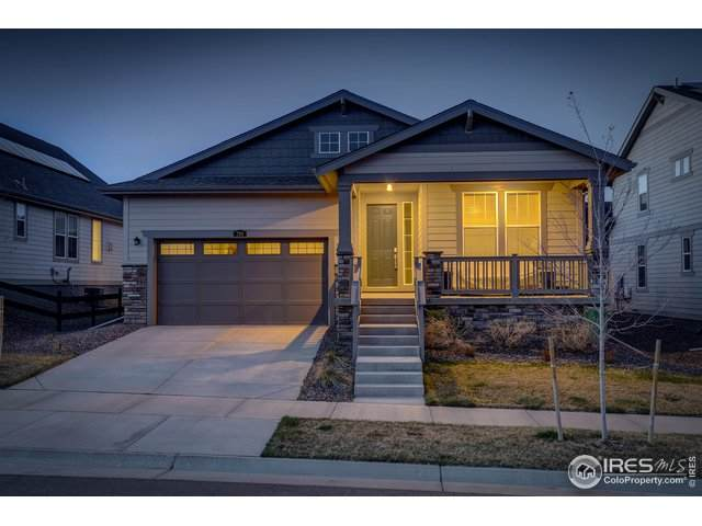 799 Byrd Dr, Erie, CO 80516 (MLS #937666) :: The Sam Biller Home Team
