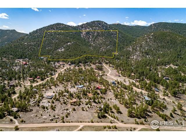 0 Moose Dr, Lyons, CO 80540 (MLS #937675) :: RE/MAX Alliance