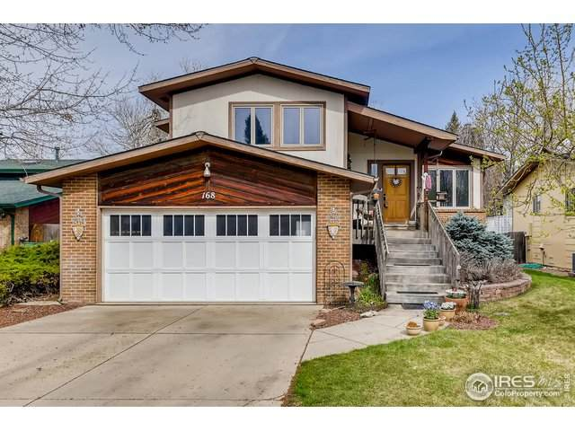168 S Raintree Ln, Louisville, CO 80027 (#937678) :: Mile High Luxury Real Estate