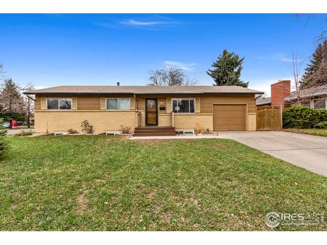 1121 E Lake Pl, Fort Collins, CO 80524 (#937695) :: Mile High Luxury Real Estate