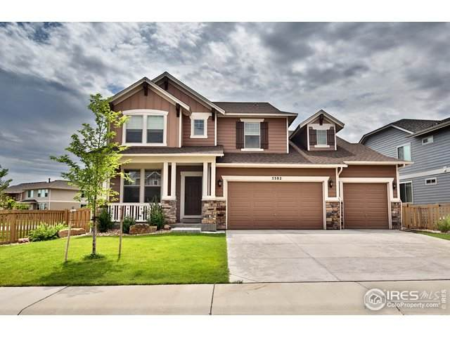 5382 Lulu City Dr, Timnath, CO 80547 (MLS #937709) :: Jenn Porter Group