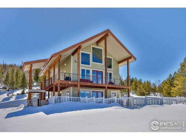 2430 County Road 60, Granby, CO 80446 (MLS #937712) :: J2 Real Estate Group at Remax Alliance