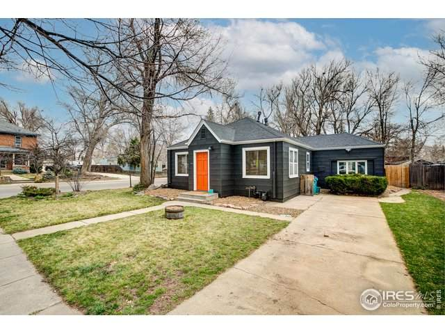 144 N Mckinley Ave, Fort Collins, CO 80521 (MLS #937716) :: J2 Real Estate Group at Remax Alliance