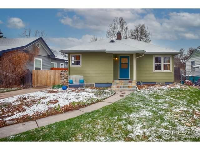 123 Lyons St, Fort Collins, CO 80521 (#937717) :: Mile High Luxury Real Estate