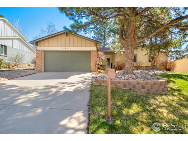 2442 S Holland St, Lakewood, CO 80227 (MLS #937730) :: 8z Real Estate