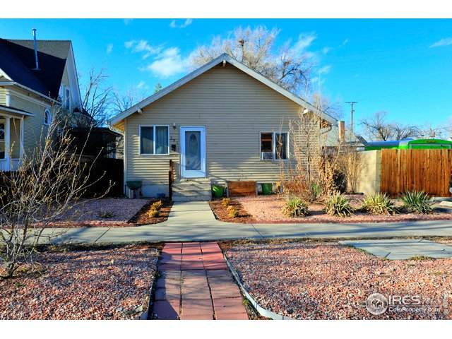905 5th St, Greeley, CO 80631 (MLS #937737) :: 8z Real Estate