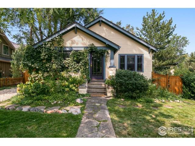 1015 Juniper Ave, Boulder, CO 80304 (#937752) :: Re/Max Structure