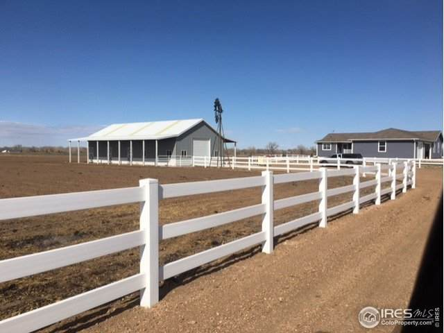10808 County Rd 23, Fort Lupton, CO 80621 (MLS #937761) :: Kittle Real Estate