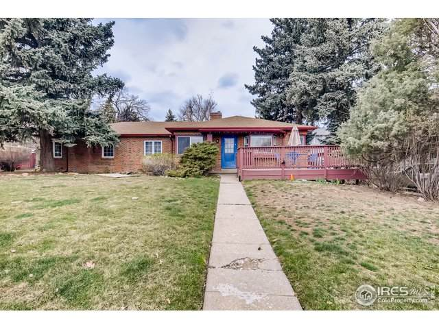 827 18th St, Boulder, CO 80302 (#937767) :: Hudson Stonegate Team