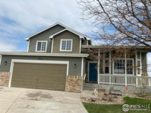 3004 43rd Ave, Greeley, CO 80634 (MLS #937771) :: 8z Real Estate