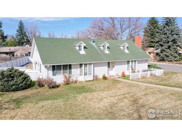 627 Monte Vista Ave, Fort Collins, CO 80521 (MLS #937772) :: J2 Real Estate Group at Remax Alliance