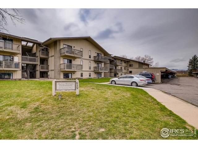 625 Manhattan Pl #108, Boulder, CO 80303 (MLS #937781) :: 8z Real Estate