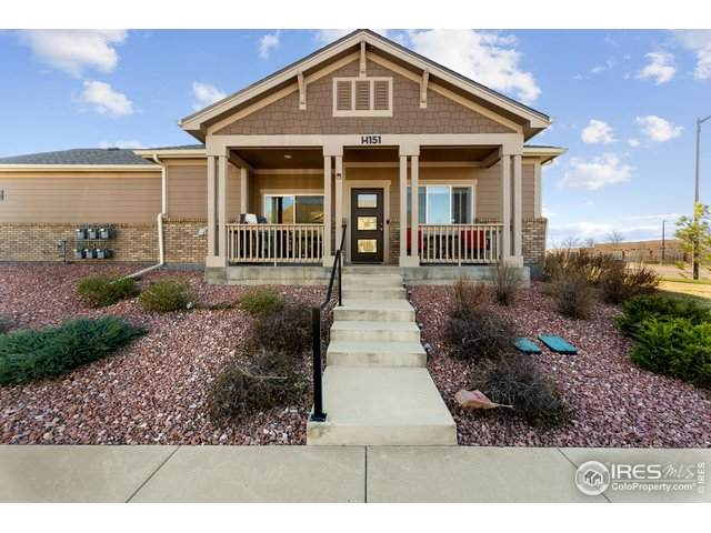 2608 Kansas Dr H-151, Fort Collins, CO 80525 (MLS #937782) :: 8z Real Estate