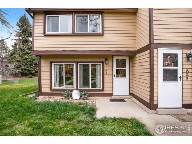 985 W 10th St A1, Loveland, CO 80537 (MLS #937789) :: J2 Real Estate Group at Remax Alliance