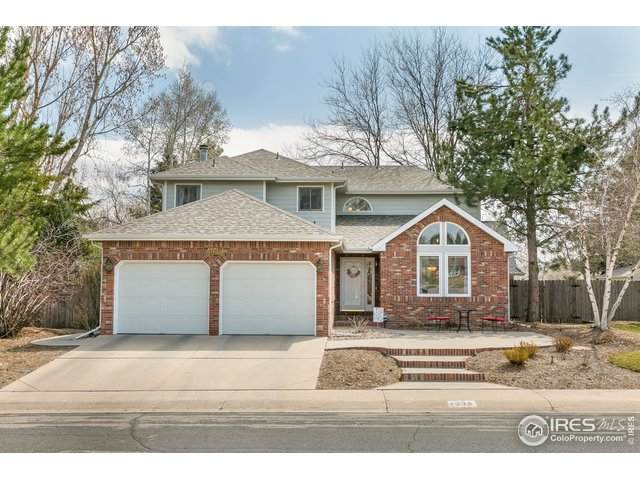 4038 W 15th St Ln, Greeley, CO 80634 (MLS #937801) :: The Sam Biller Home Team