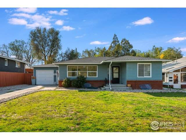 1005 22nd Ave, Greeley, CO 80631 (#937807) :: Mile High Luxury Real Estate