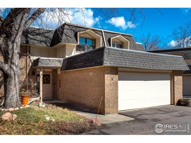 3850 Paseo Del Prado #25, Boulder, CO 80301 (MLS #937824) :: RE/MAX Alliance
